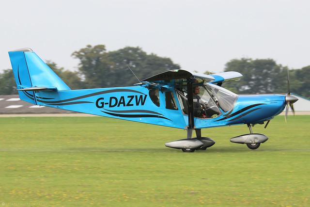 G-DAZW  -  Zenair CH 750 STOL Cruzer c/n LAA 381A-15597  -  EGBK 4/9/21