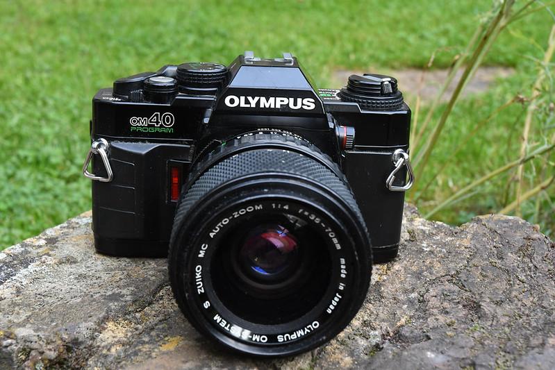 Olympus OM40 Program Front