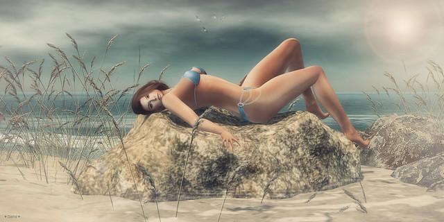 """""""Beach babe...."""""""