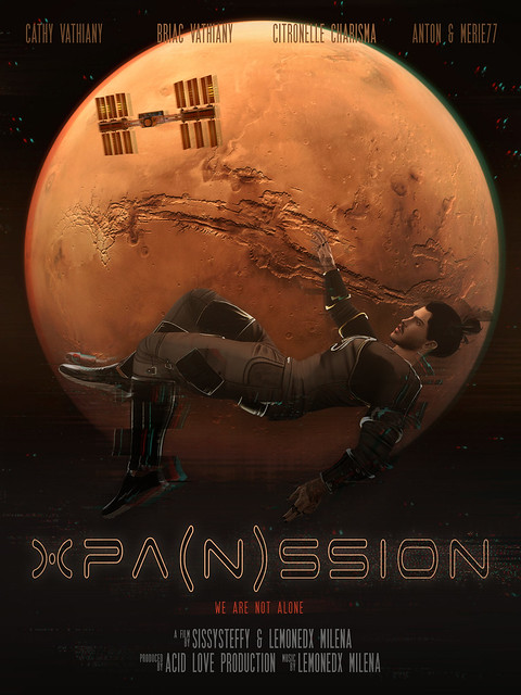 Xpa(n)sion trailer :  Go check it out !