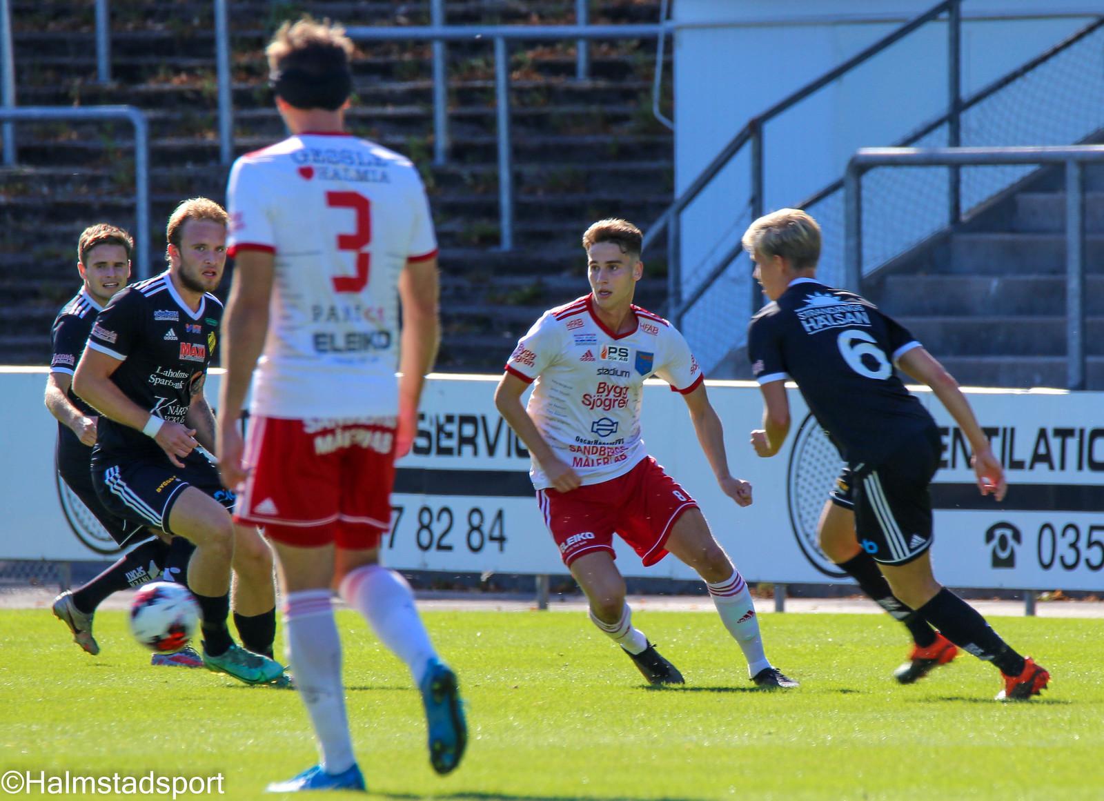 IS Halmia- Laholm FK