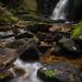 Edenfield Waterfall, Dearden Clough, Rossendale, Lancashire, North West England [Explored]