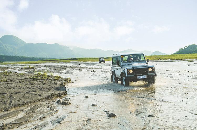 Lahar Adventure in Pampanga