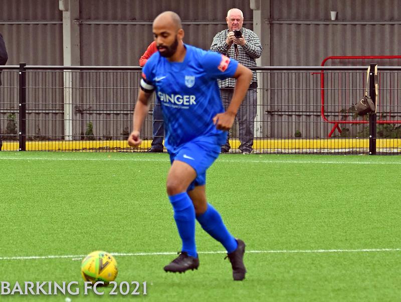 Barking FC v Ilford FC - Saturday September 4th 2021