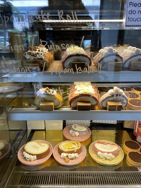 Coffee @ Cake Jalan Tiung