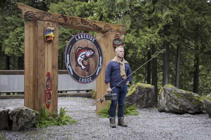 The Lakeside Lodge Alaska