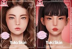 Yula and Yuki at SKS ♥