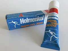 UNUSED VINTAGE HOLMENKOL LOIPE-MIX 3000 GLIDING WAX FOR CROSS-COUNTRY SKIS