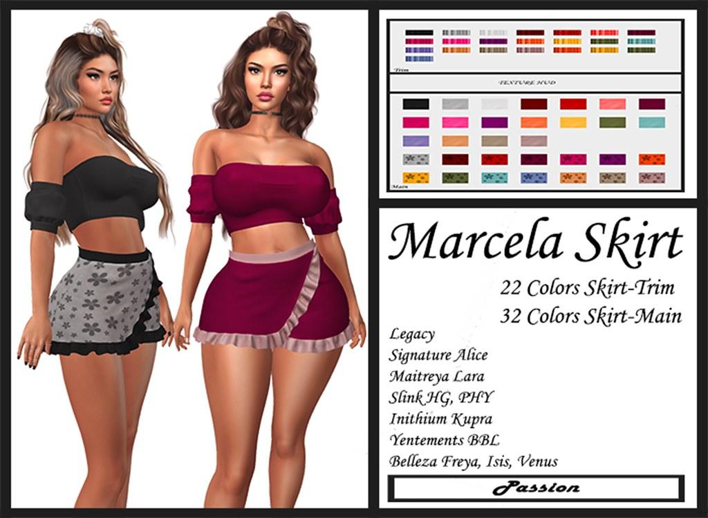 Passion-Marcela-Skirt