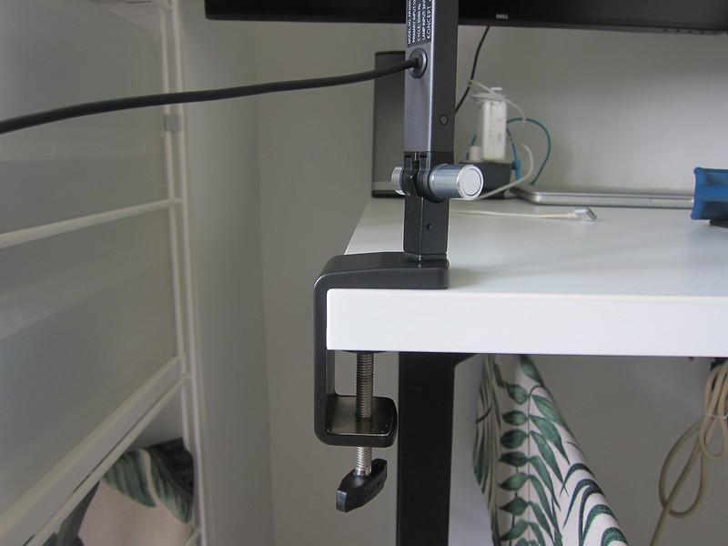 Koncept Z-Bar LED Desk Lamp - Clamped