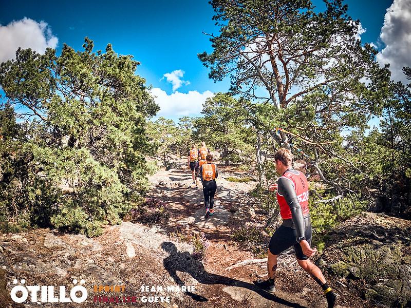ÖTILLÖ Sprint Final 15K 2021 - On course