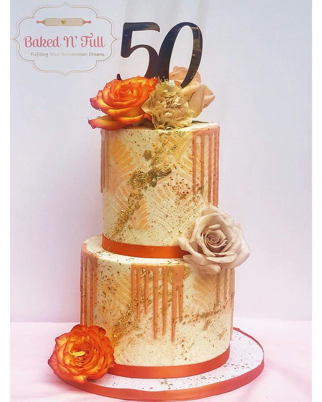 Cake by Baked N' Full