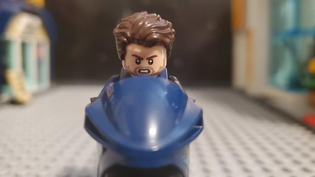 Bucky Barnes Minifigure
