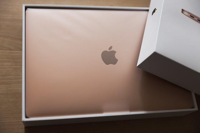 MacBook Air (M1).