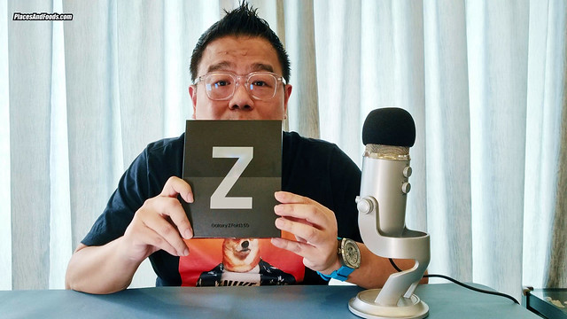 Samsung Galaxy Z Fold 3 Unboxing Review Malaysia