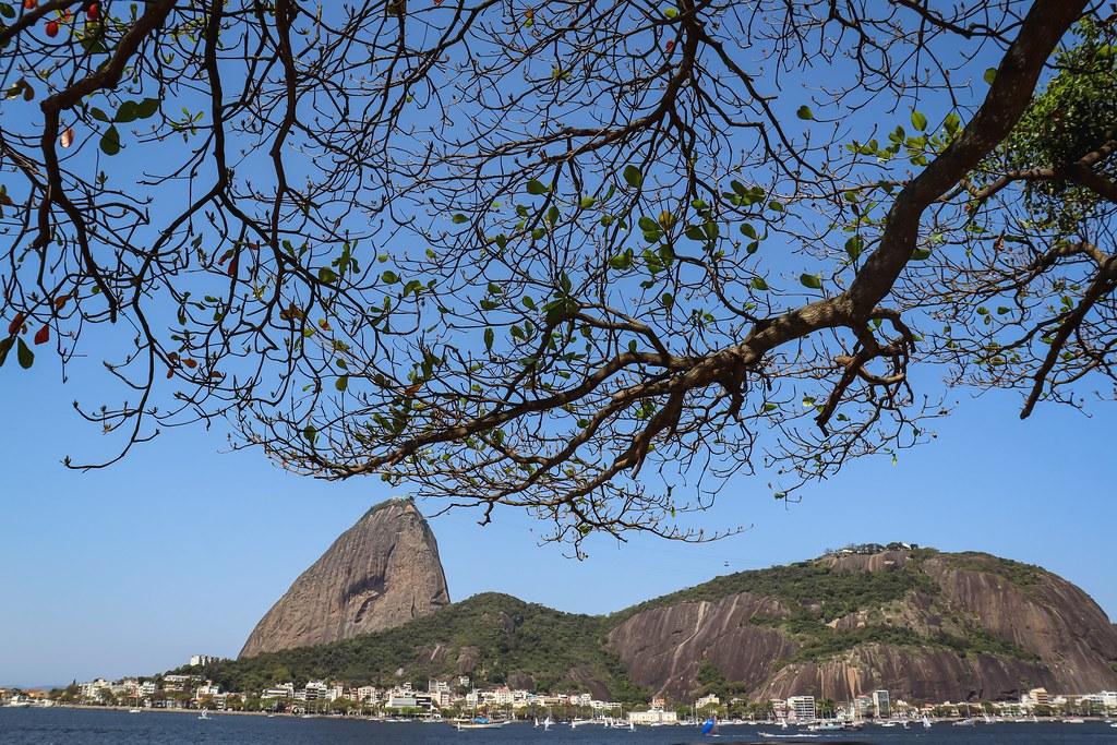 Monumento Estácio de Sá - Aterro do Flamengo/RJ