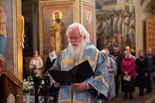 04.09.2021 | Божественная литургия в Иверском монастыре