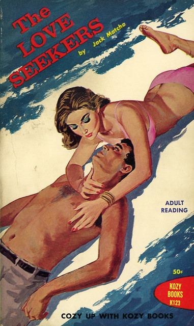 Kozy Books K123 - Jack Matcha - The Love Seekers