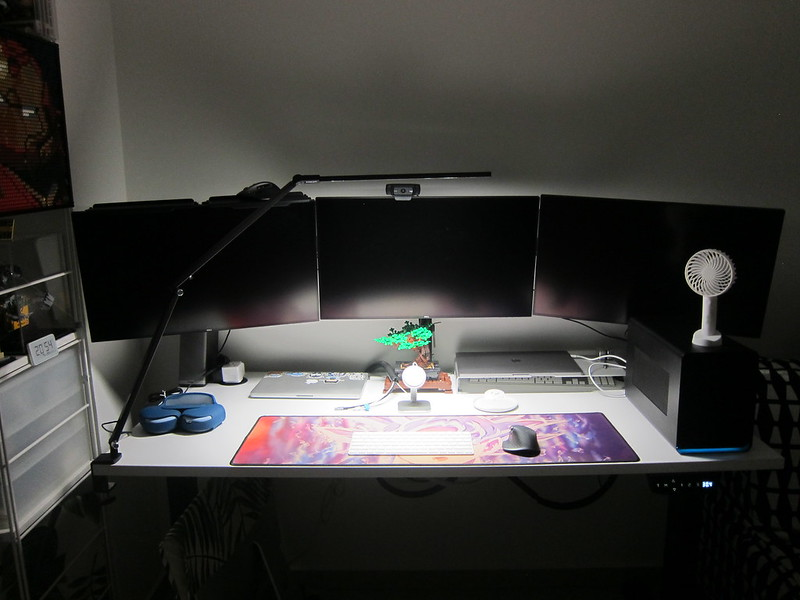 Koncept Z-Bar LED Desk Lamp - Maximum Brightness
