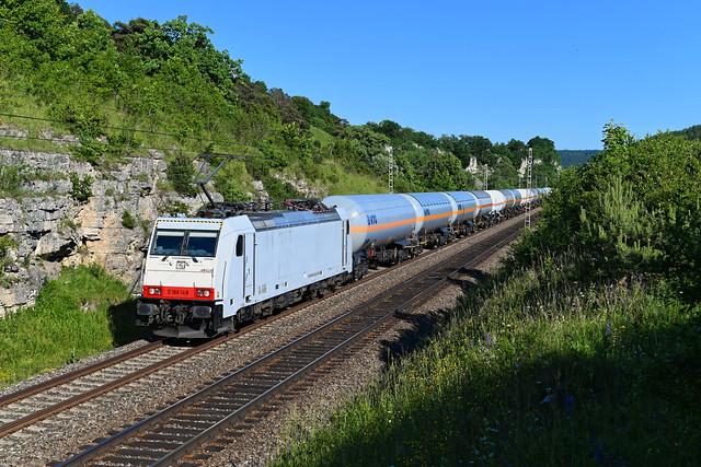 akiem / HSL 186 148 Hagenacker (9085n)