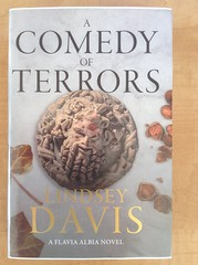 A Comedy of Terrors - Lindsey Davis