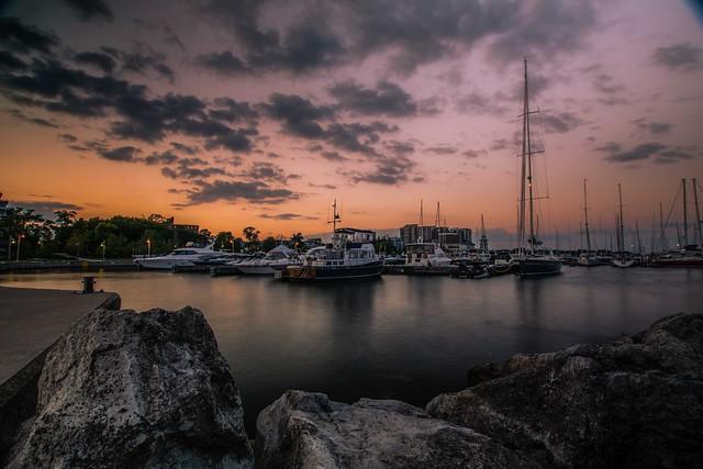 Bronte Harbour ( explored Sep 6)