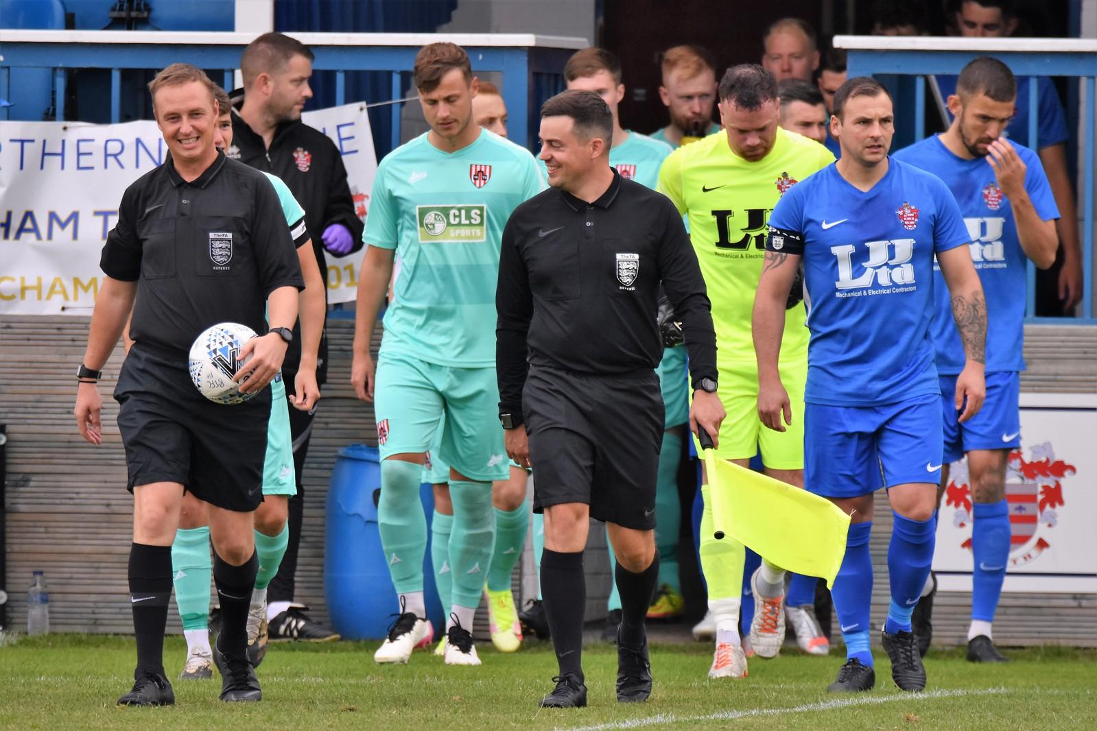 Billingham Town 0-0 Guisborough Town   Ebac Northern League Division One   4/9/21