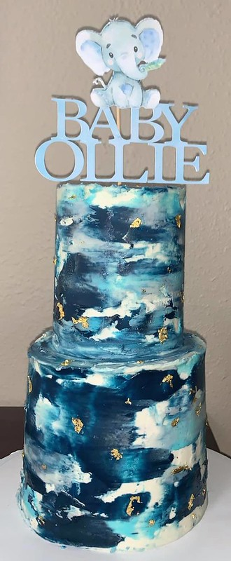 Cake by Haley Bakes