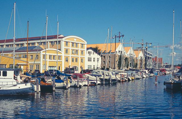 Christianshavns Kanal, Copenhagen