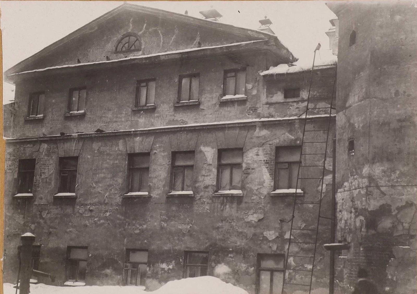 Дом Егора Егоровича Егорова в Салтыковом переулке