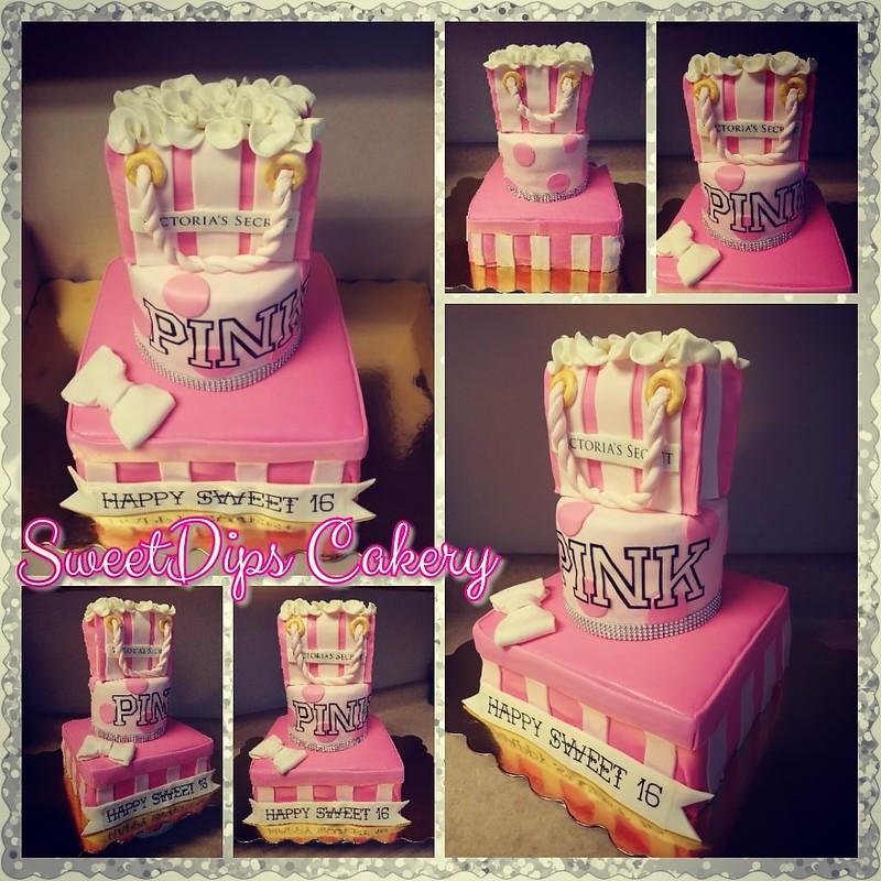 Cake by SweetDips Cakery