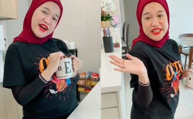 Ernie Zakri Hamil Ke, Nampak 'Baby Bump', Rakan Artis Siap Ucap Tahniah