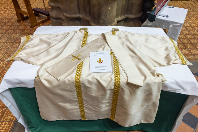 Ordination to the Permanent Diaconate of Gary O'Brien & Mark Paine