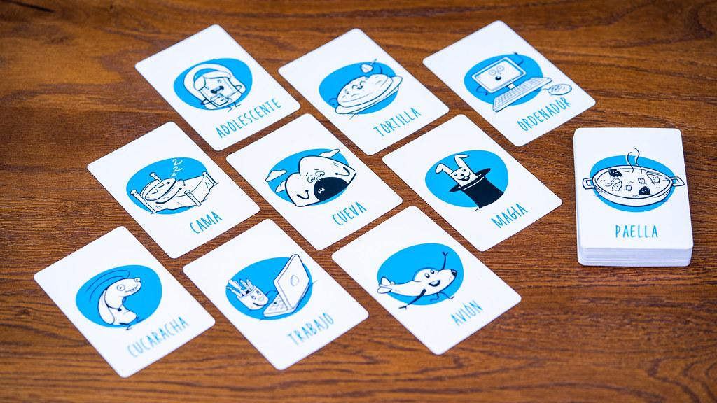 Unánimo boardgame juego de mesa