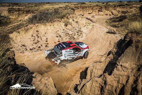 Kalahari Rally 2021 Stage 1