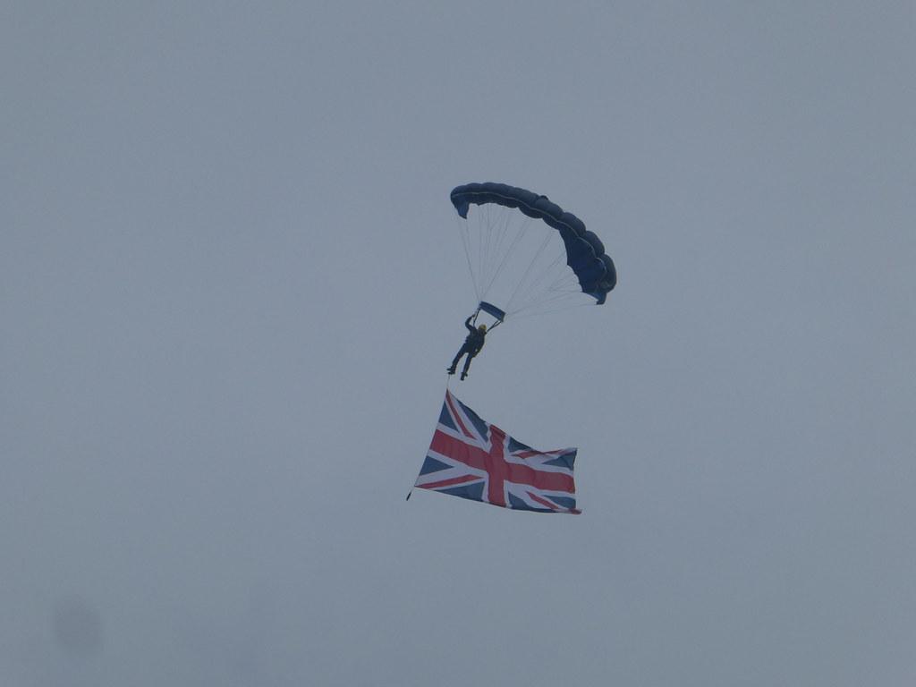 Tigers Parachute Display Team, Bournemouth Air Show