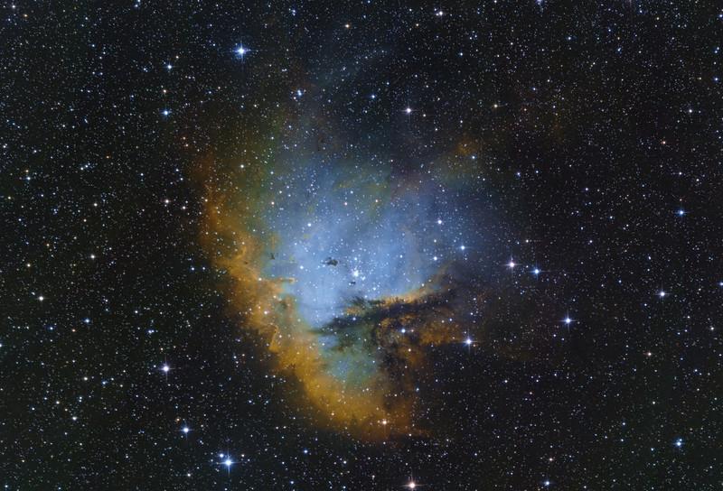 VCSE - NGC 281 - Ágoston Zsolt