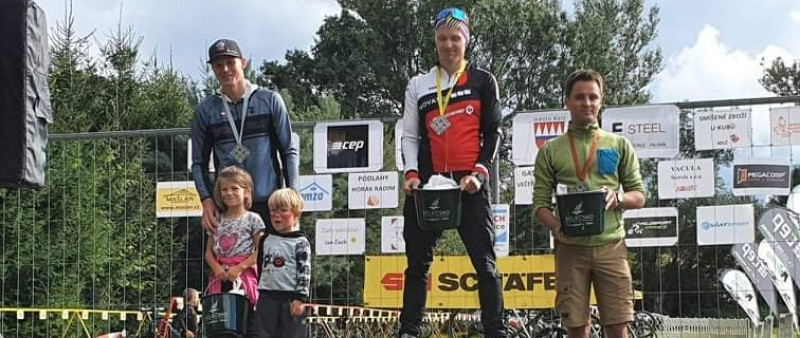 Kelečský triatlon ovládl Boček. Kocián skončil v oblíbeném závodu na stříbrné pozici