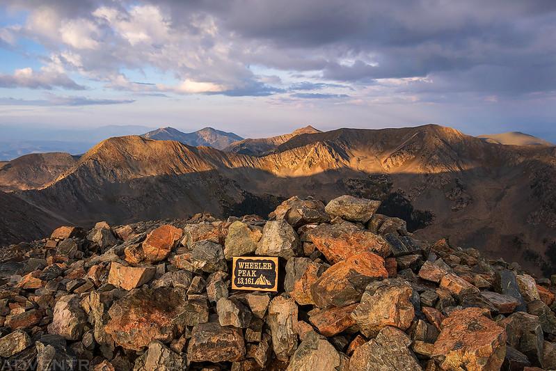 Wheeler Peak Summit