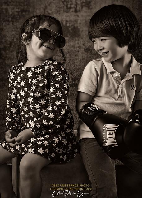 Séraphin et Alena