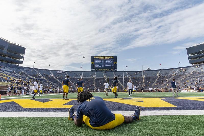 2021 Game 1: Western Michigan