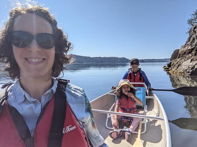 Porpoise Bay Canoe