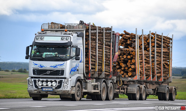 Volvo FH3 Globetrotter 500 (BY)