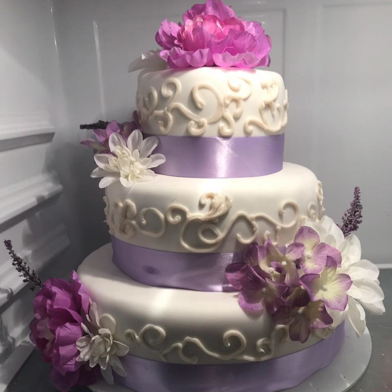 Cake from Coffman Cakes by Design