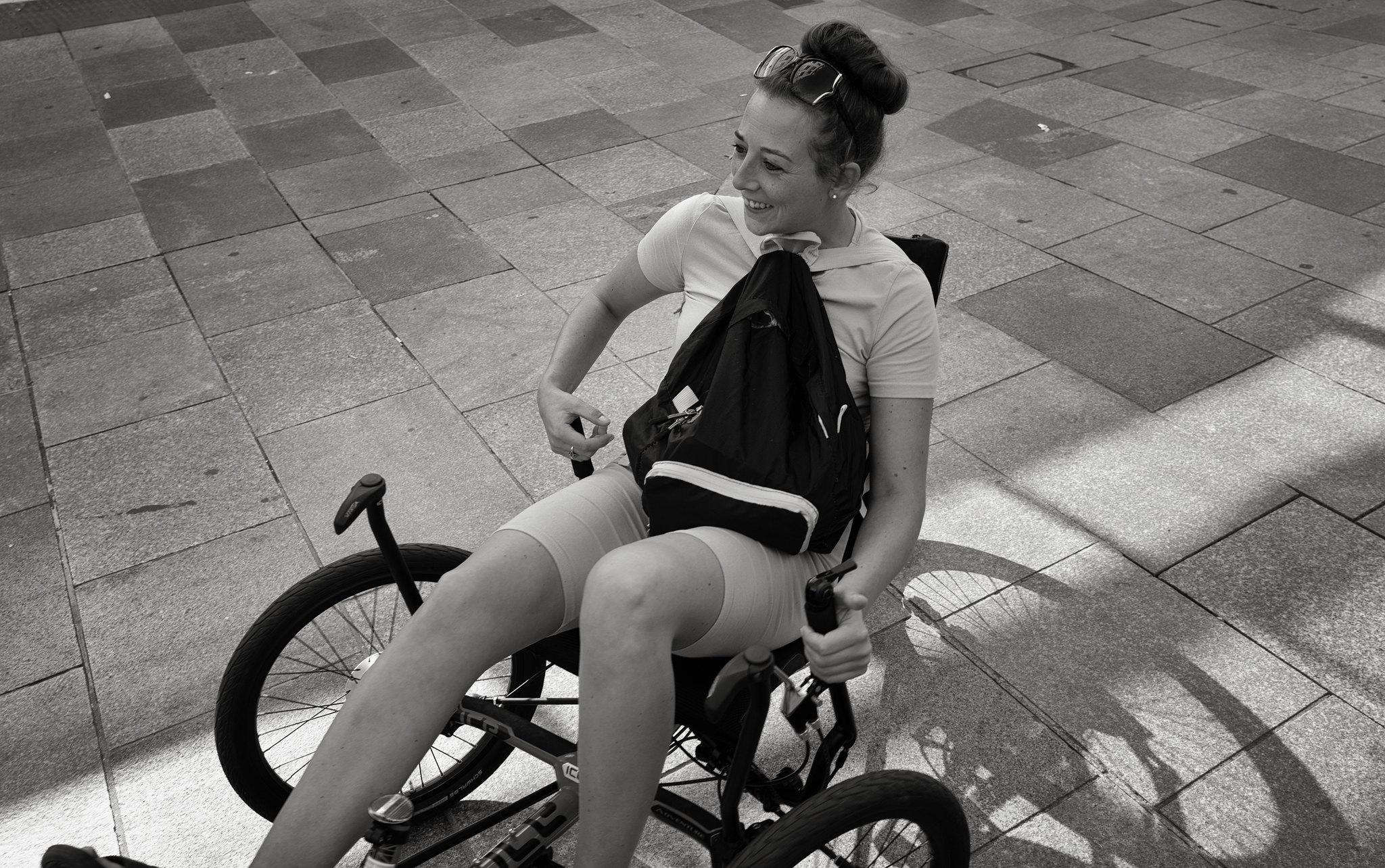 Trike in Cardiff