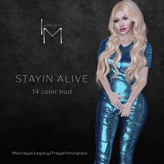 I.M. Collection Stayin' Alive