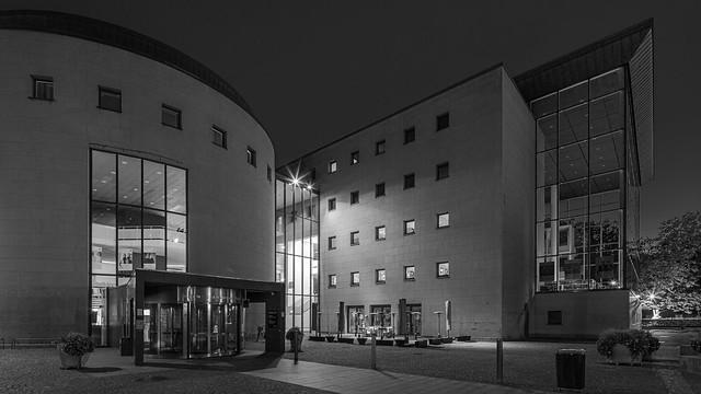 Malmö City Library, Malmö