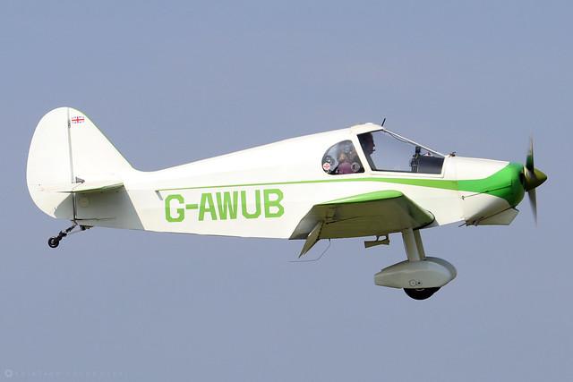 G-AWUB Gardan Minicab GY-201 A205
