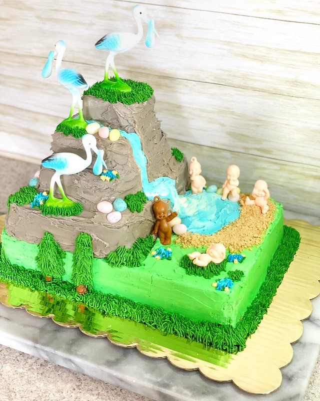 Cake by Enchanted Confections and Baked Goods