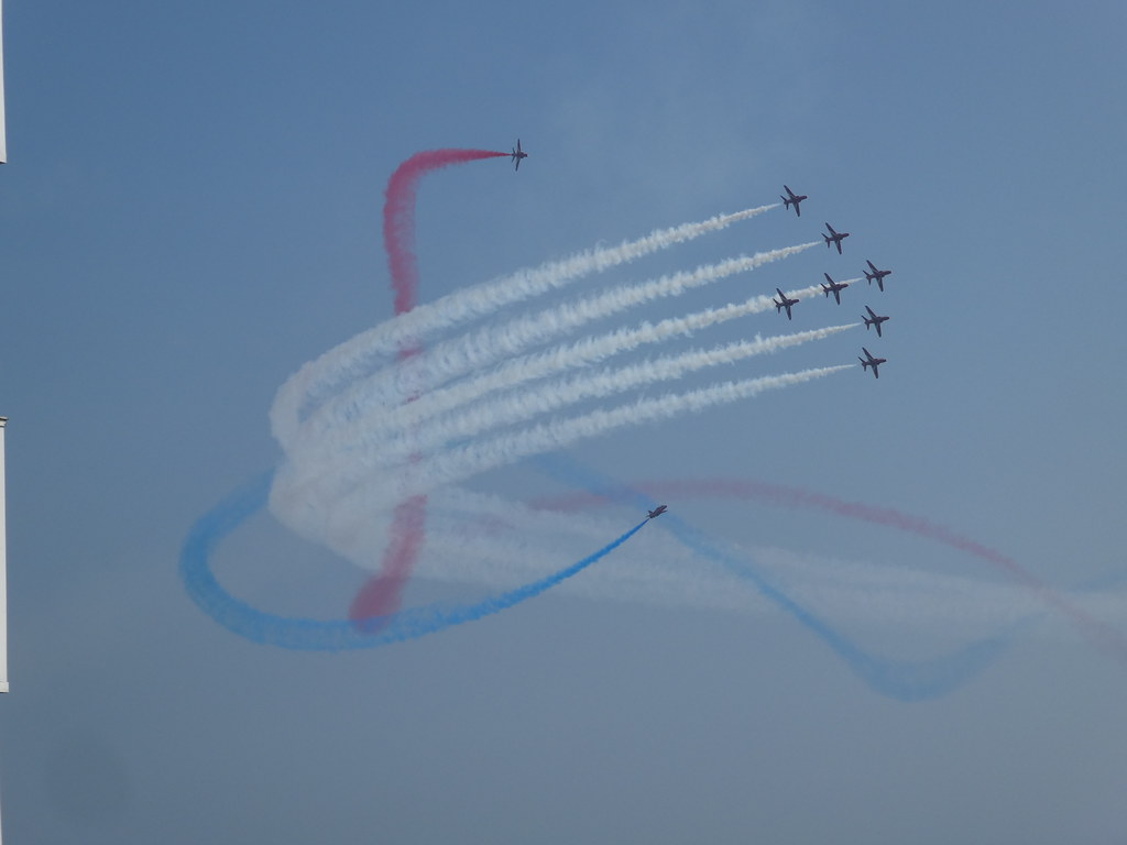 Bournemouth Air Show, Red Arrows